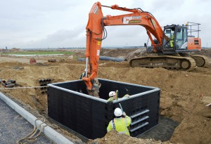 London Gateway - pennine manufacturing projekte