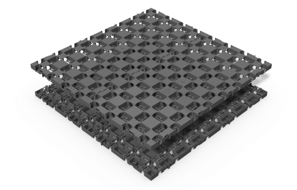 EasyPave permeable paving