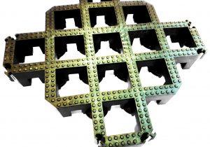 ground reinforcement mats